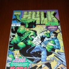 Cómics: HULK VOL. 4 - Nº 1 - JOHN BYRNE - RON GARNEY - COMICS FORUM. Lote 40267763