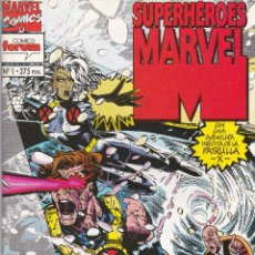 Cómics: SUPERHEROES MARVEL. 13 NUMEROS. SPIDERMAN, X-MEN, 2099, HULK, BLADE MOTORISTA FANTASMA, DOC EXTRAÑO,. Lote 40323244