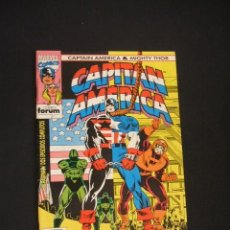 Cómics: CAPITAN AMERICA - Nº 4 - FORUM - . Lote 40337056