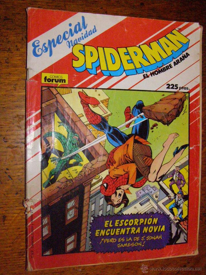 SPIDERMAN - ESPECIAL NAVIDAD - EL ESCORPION ENCUENTRA NOVIA - (Tebeos y Comics - Forum - Spiderman)