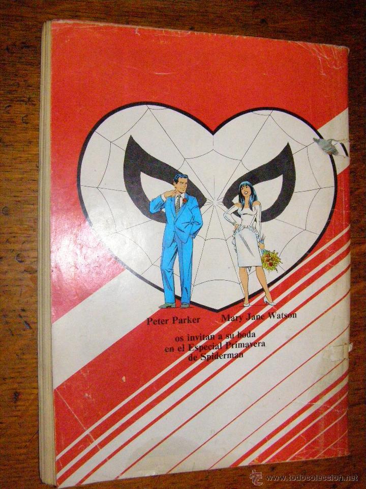 Cómics: Spiderman - Especial Navidad - El escorpion encuentra novia - - Foto 4 - 40347551