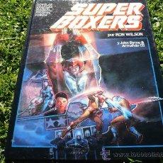 Cómics: SUPER BOXERS. WILSON, BYRNE & ARMANDO GIL. FORUM, 1984.. Lote 40364933