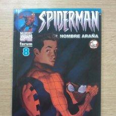 Cómics: SPIDERMAN HOMBRE ARAÑA #8. Lote 40427469