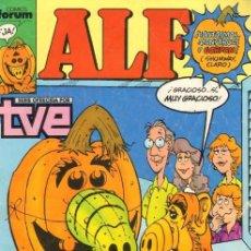 Cómics: TEBEOS-COMICS GOYO - ALF - Nº 7 - AÑO 1989 - ED. FORUM *AA99. Lote 40485828