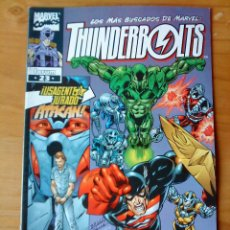 Cómics: THUNDERBOLTS. RELACIONES PÚBLICAS. CÓMICS FÓRUM, 23 - KURT BUSIEK Y MARK BAGLEY. Lote 34893341