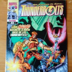 Cómics: THUNDERBOLTS. OGROS EN LAS SOMBRAS. CÓMICS FÓRUM, 33 - KURT BUSIEK. MARK BAGLEY. SCOTT HANNA. Lote 34893493