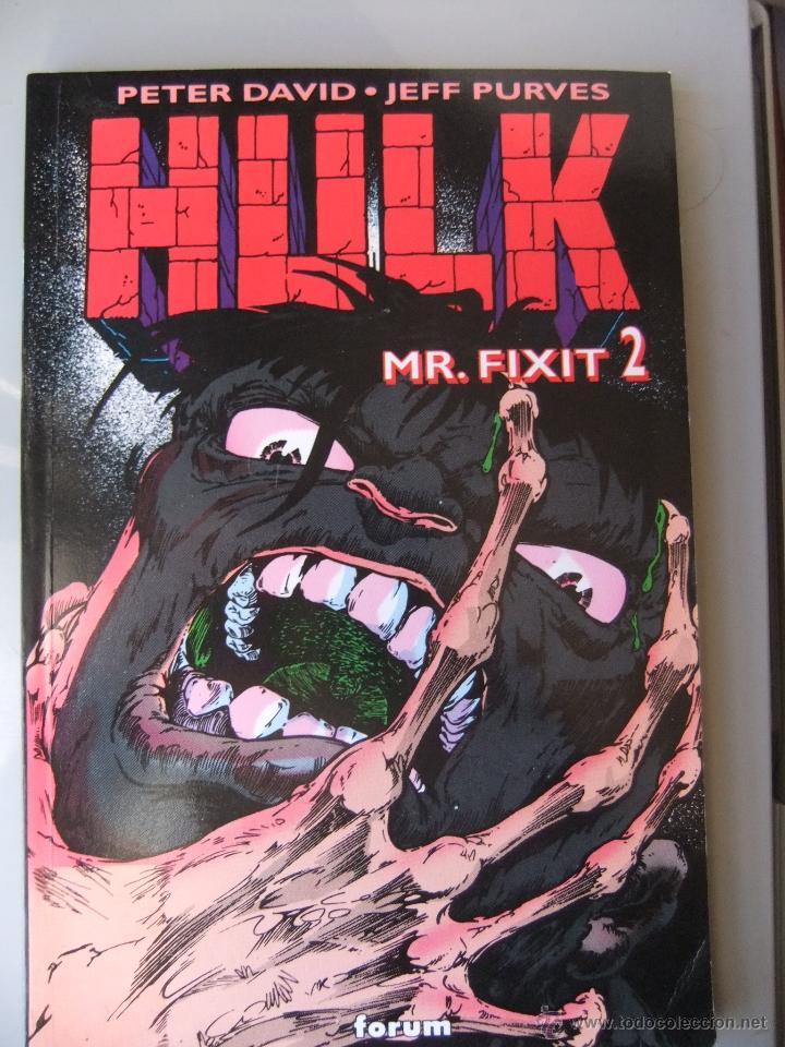 HULK MR.FIXIT 2 (Tebeos y Comics - Forum - Prestiges y Tomos)