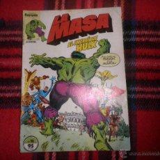 Comics : LA MASA Nº 16 VOLUMEN 1 FORUM ENVIO GRATIS (*). Lote 40573927