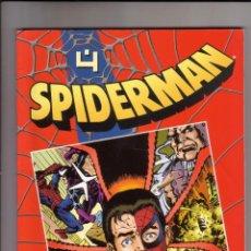 Cómics: SPIDERMAN COLECCIONABLE PLANETA ROJO NUM. 4. Lote 40593554
