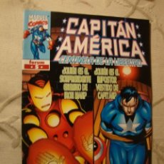 Cómics: MARVEL COMIC FORUM CAPITAN AMERICA Nº 5. Lote 40618848