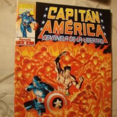 Cómics: MARVEL COMIC FORUM CAPITAN AMERICA Nº 4. Lote 40618883
