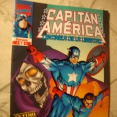 Cómics: MARVEL COMIC FORUM CAPITAN AMERICA Nº 12 ULTIMO NUMERO. Lote 40619044