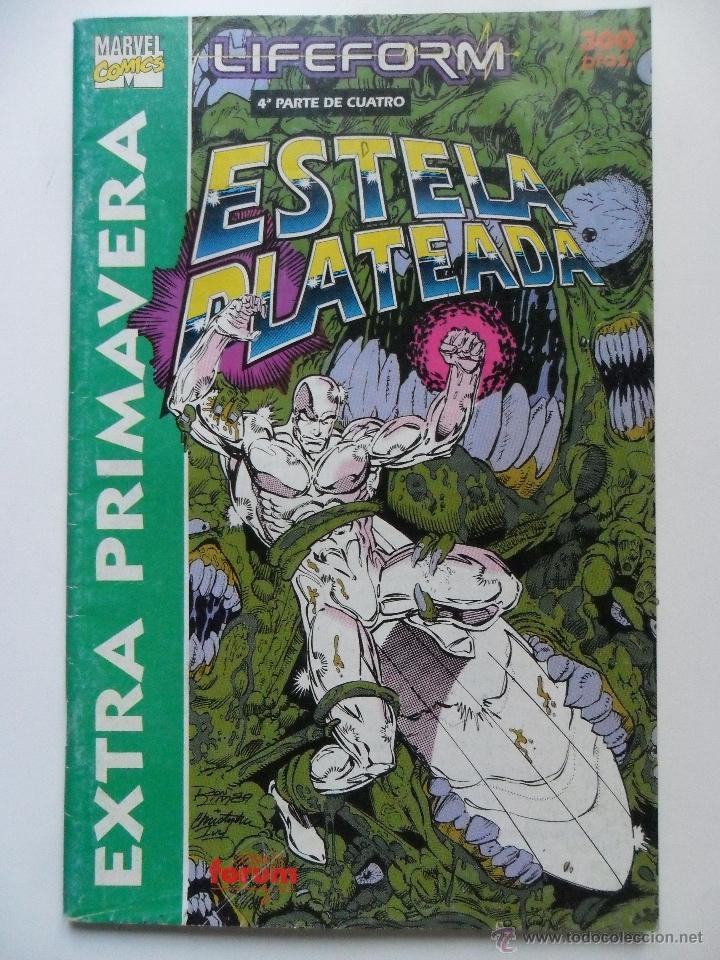 ESTELA PLATEADA LIFEFORM EXTRA PRIMAVERA (Tebeos y Comics - Forum - Silver Surfer)