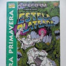 Cómics: ESTELA PLATEADA LIFEFORM EXTRA PRIMAVERA. Lote 40619278