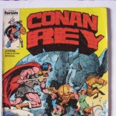 Cómics: CONAN REY Nº 2. FORUM. Lote 40623798