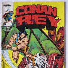 Cómics: CONAN REY Nº 14. FORUM. Lote 40624124
