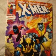 Cómics: COMIC FORUM MARVEL X-MEN Nº 4 DE 4. Lote 40634526
