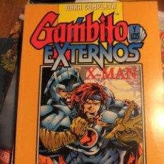 Cómics: GAMBITO Y LOS TERNOS Y X-MAN. Lote 40671162