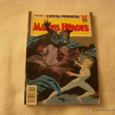 Cómics: MARVEL HEROES, ESPECIAL PRIMAVERA 1989, EDITORIAL FORUM. Lote 40673352