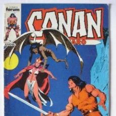 Cómics: CONAN EL BARBARO Nº 53. FORUM. Lote 40675973