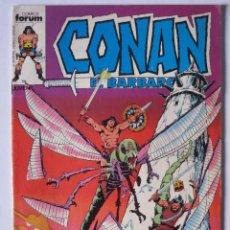 Cómics: CONAN EL BARBARO Nº 57. FORUM. Lote 40676073