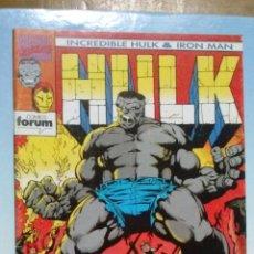 Cómics: HULK & IRON MAN Nº 1. Lote 40671578