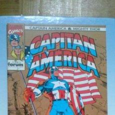 Cómics: CAPITAN AMERICA - THOR Nº1. Lote 40671532