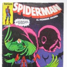 Cómics: SPIDERMAN Nº 6. VOL. 1. 1ª EDICION. FORUM. Lote 40776067