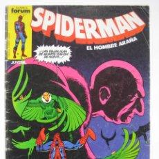 Cómics: SPIDERMAN Nº 6. VOL. 1. 1ª EDICION. FORUM. Lote 40776098