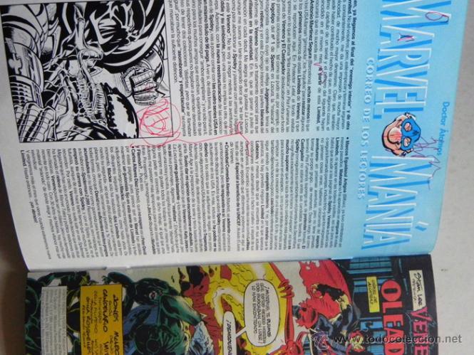 Cómics: VENENO OBRA COMPLETA COMICS PIRA F/ LA LOCURA / ENEMIGO INTERIOR CÓMIC FORUM CON PUNISHER PATRULLA X - Foto 6 - 40779960