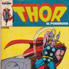 Cómics: THOR EL PODEROSO. NUMERO 24. FORUM. Lote 40837614