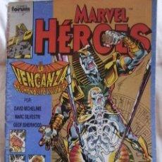 Cómics: MARVEL HEROES Nº 48 FORUM. Lote 40875647
