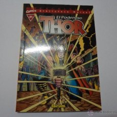 Comics: BIBLIOTECA MARVEL. THOR Nº21. FORUM. Lote 40965179