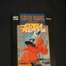 Comics : CLASICOS MARVEL BLANCO Y NEGRO - ESTELA PLATEADA 2 - STAN LEE - FORUM - . Lote 40982819