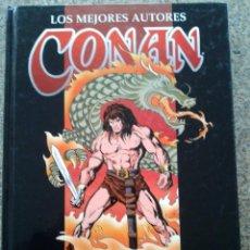 Cómics: LOS MEJORES AUTORES CONAN -- ERNIE CHAN -- FORUM --. Lote 40983057