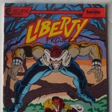 Cómics: LIBERTY PROJECT N.2 ECLIPSE. Lote 41013759