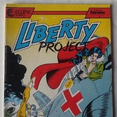 Cómics: LIBERTY PROJECT N.5 ECLIPSE. Lote 41013828