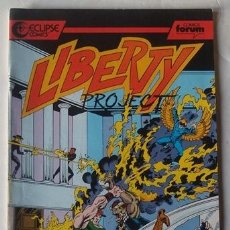 Cómics: LIBERTY PROJECT ECLIPSE N.4 . Lote 41015145