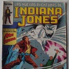 Cómics: LAS NUEVAS AVENTURAS DE INDIANA JONES N.5 AÑO 1983. Lote 41015886
