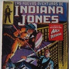 Cómics: LAS NUEVAS AVENTURAS DE INDIANA JONES N.9 AÑO 1984. Lote 41016018
