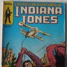 Cómics: LAS NUEVAS AVENTURAS DE INDIANA JONES N.14 AÑO 1984. Lote 41016044