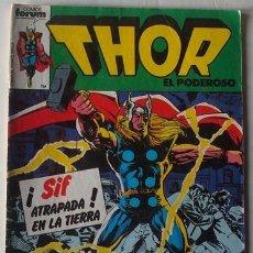 Cómics: THOR EL PODEROSO ¡SIF ATRAPADA EN LA TIERRA! N.19 AÑO 1983. Lote 41016072