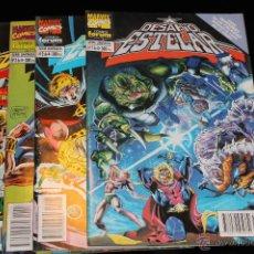 Comics: DESAFIO ESTELAR 1 A 4 FORUM COMPLETA.. Lote 41019043
