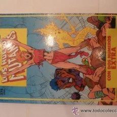 Cómics: LOS NUEVOS MUTANTES - ALBUM ESPECIAL - CON DOS NUMEROS EXTRAS - FORUM . Lote 41019749