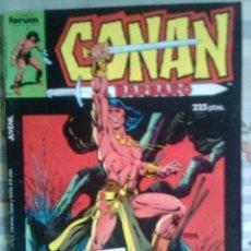Cómics: CONAN EL BÁRBARO-ESPECIAL PRIMAVERA-1987-MAGISTRAL GIL KANE-FLAMANTE-LEAN-1352. Lote 43948545
