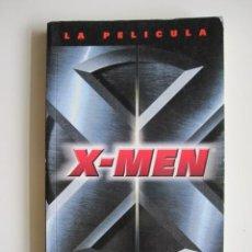 Cómics: TIMUN MAS: NOVELA DE LA PELICULA X-MEN. MAS DE 185 PAGINAS. Lote 41049325