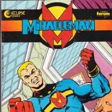 Cómics: MIRACLEMAN # 4 (FORUM-ECLIPSE) - ALAN MOORE - ALAN DAVIS. Lote 41088479
