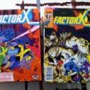 Cómics: FACTOR X. LOTE DE 79 COMICS + 3 CROSSOVERS. TODOS 1ª EDICIÓN ESPAÑOLA, AÑO 1988.. Lote 41102834