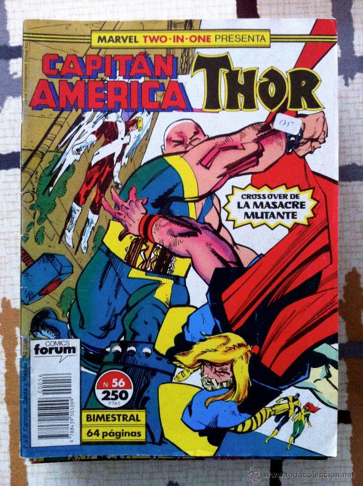 Cómics: FACTOR X. Lote de 79 comics + 3 Crossovers. Todos 1ª edición española, año 1988. - Foto 8 - 41102834