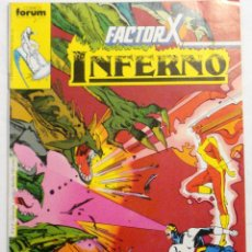 Cómics - FACTOR X INFERNO - FORUM Nº 6 - 41115411